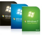 Windows 7 Professional  Uk of NL 32 bits